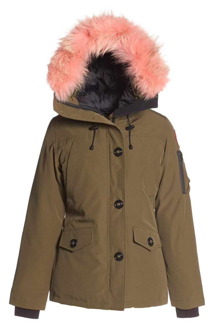 where to buy canada goose fur trim