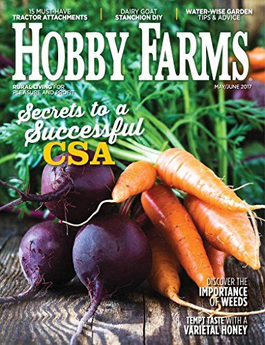 Hobby Farms  A will have to-have magazine for rural enthusiasts. Hobby Farms embraces the growing segment of the population that may be returning to farm life looking for a more meaningful existence. Article topics include livestock husbandry, sustainable agriculture and crop growth, …  Read More  http://dailydealfeeds.com/shop/hobby-farms/