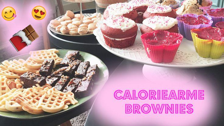 Zot van brownies? Goed nieuws: we vonden een caloriearme brownierecept. Ja, je leest het goed: brownies zonder schuldgevoel!
