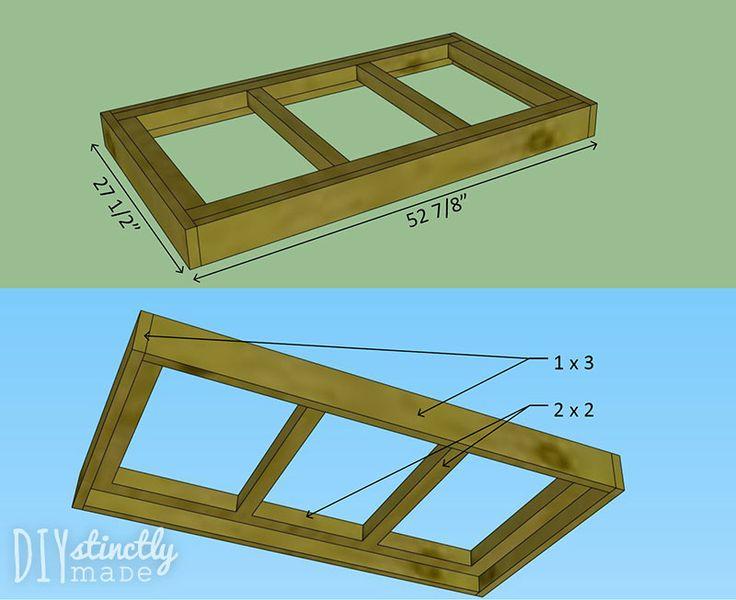 DIY Crib | Diy crib, Baby crib and Baby bedding