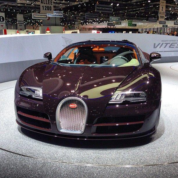 Bugatti Veyron Vitesse..... Beautiful