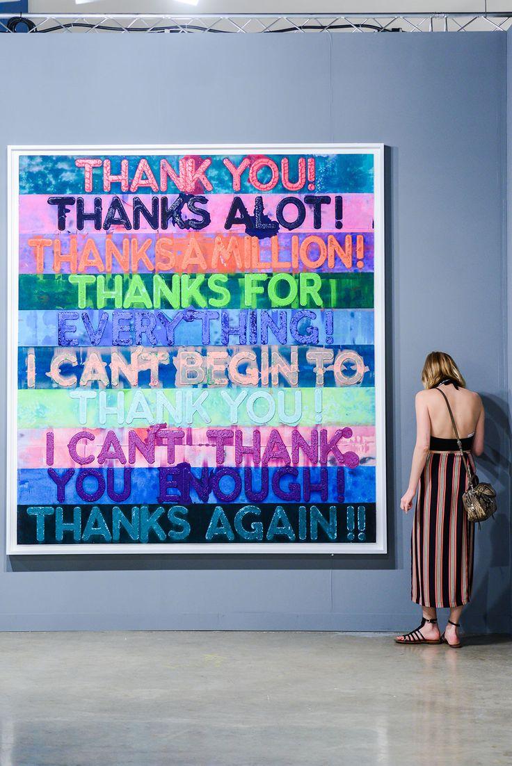 Art Basel Miami // pinterest: @hannahoverbeek
