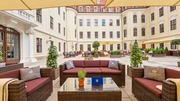 Hotel Taschenbergpalais Kempinski Dresden | Dresden Germany | Robb Report 100 Best Hotels