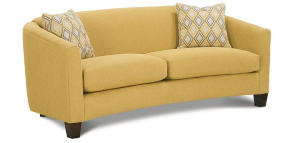 looking to add a little colour to your home? This sofa from Rowe would be perfect!