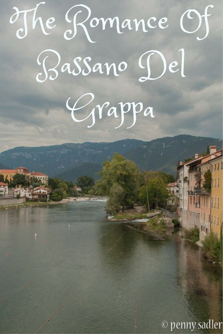 How to Spend a Romantic day in Bassano del Grappa | Adventures of a Carry-on