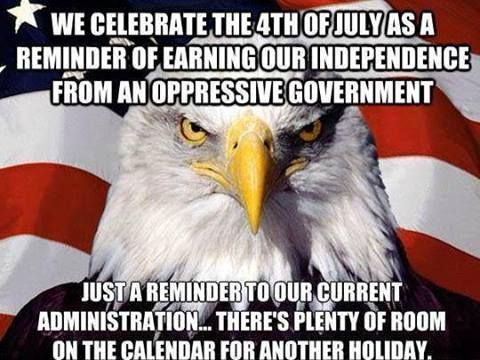july 4th true meaning