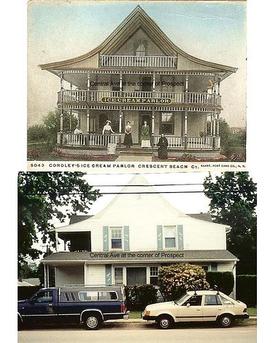 51 best crescent beach niantic ct images on pinterest crescents coroleys ice cream parlor stood on crescent ave at the corner of prospect in crescent beach ct when i was a kid in the 1950s this building housed a sciox Choice Image