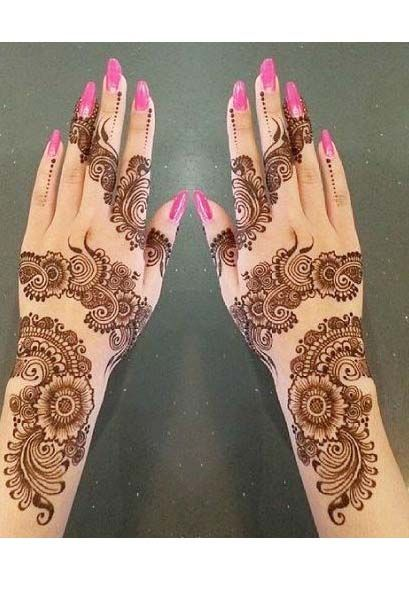 Fancy Mehndi Designs 2018 Top 40 Collection Mehendi Images