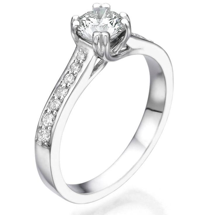 טבעת אירוסין רויאל