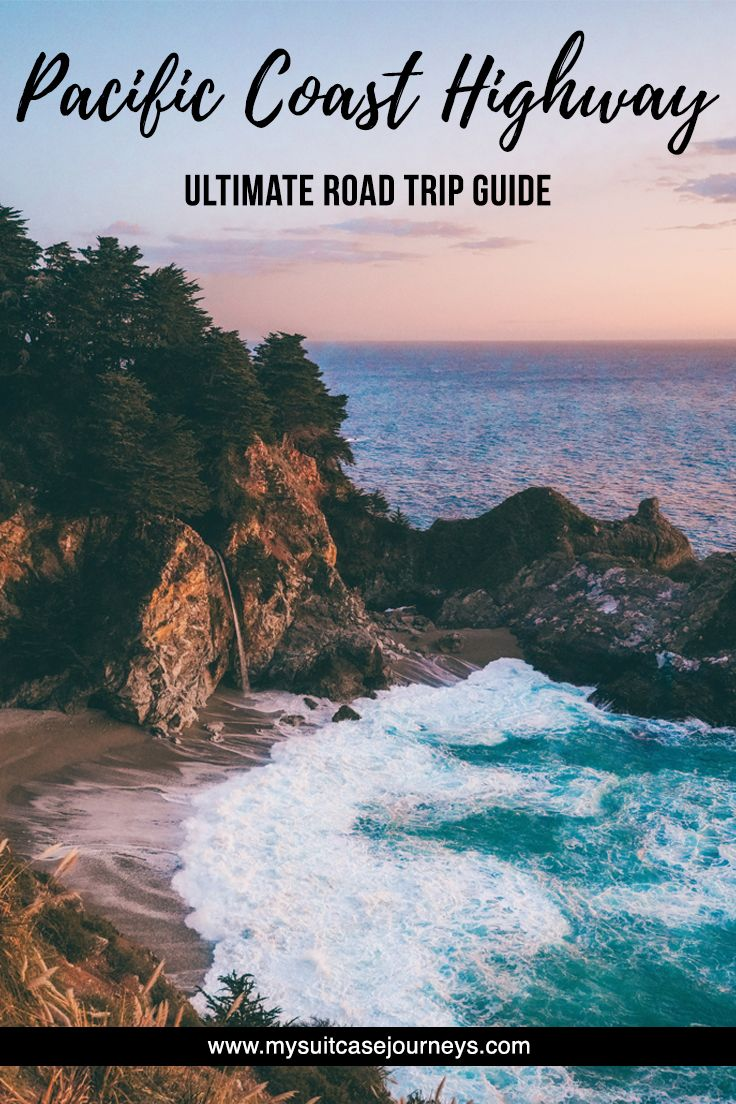 Looking to embark on an epic road trip adventure? The drive along Pacific Coast Highway in California, US may just be what you're looking for to satisfy your #wanderlust!