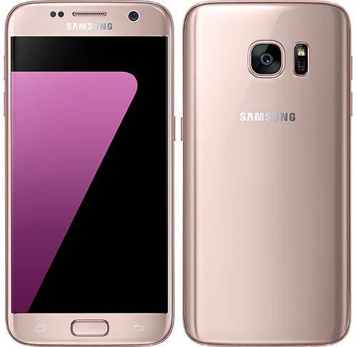 Samsung Galaxy S7 Pink-Gold