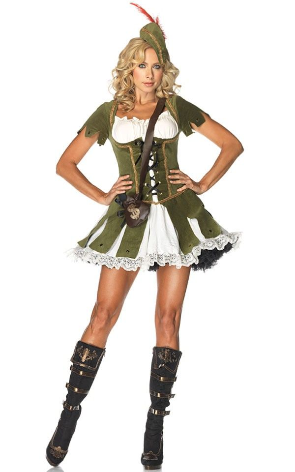 83774 Thief of Hearts Costume OLIVE