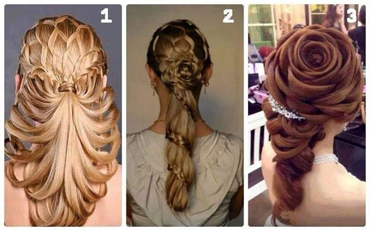Strange Hair Style And Braids On Pinterest Hairstyles For Women Draintrainus