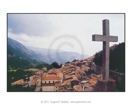 Falconara Albanese, Calabria, Italy.