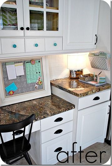 kitchen office organization ideas. Kitchen Office Organization Ideas. Delighful Ideas Cute Way To Hide Electrical Cords And Organize Loose T
