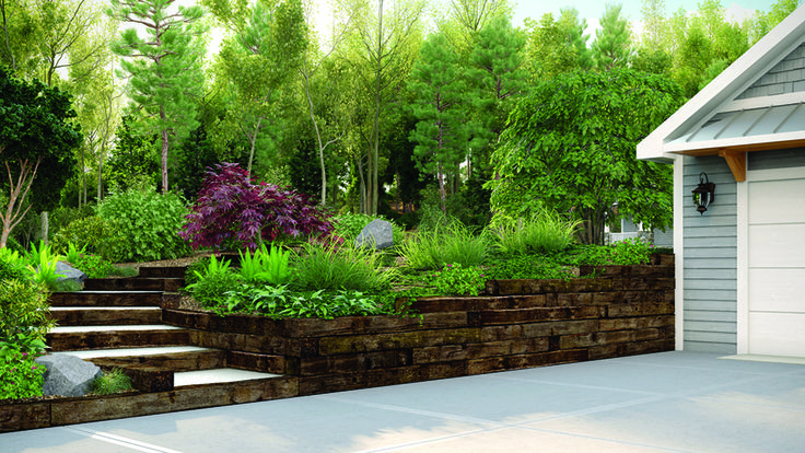 Railroad ties for sale in New England states. Railroad ties are used for retaining walls and in landscaping. Pick up in MA, Deliver. MA, NH, CT, RI, VT, ME