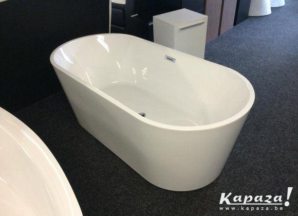 Vrijstaand bad ligbad op pootjes badkamer badkuip, Badkamermeubels, Genk | Kapaza.be