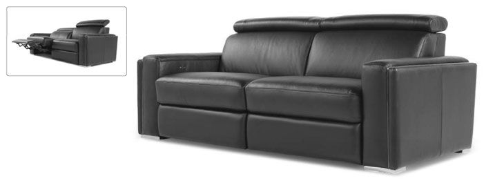 Model 531 Motorized Reclining sofa in ing to Forma