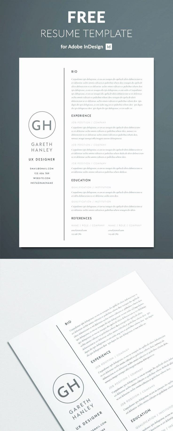 Basic Resume Template Free Luxury the Perfect Basic Resume