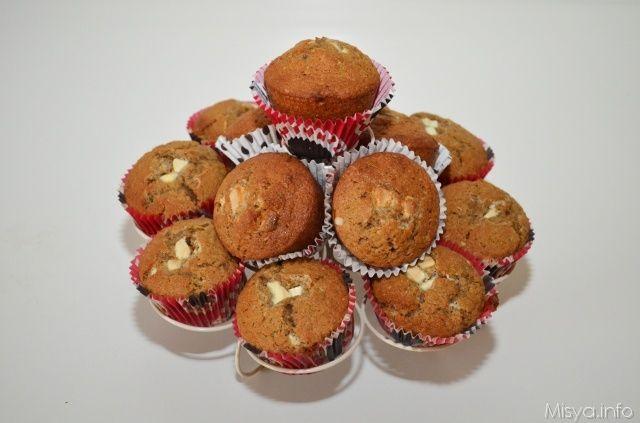 Muffin al caffè: Cupcake Dolci