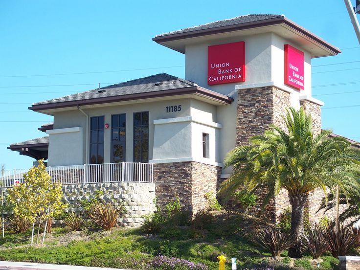Union Bank of California Torrey Hills Branch - North Elevation