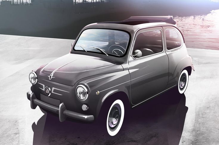 Seat 600 BMS Concept AutomobileBarcelonaShow