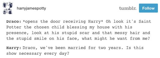 """21 Tumblr Posts About The Only """"Harry Potter"""" Power Couple That Matters"""