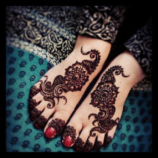 Mehndi Makeup Quotes :