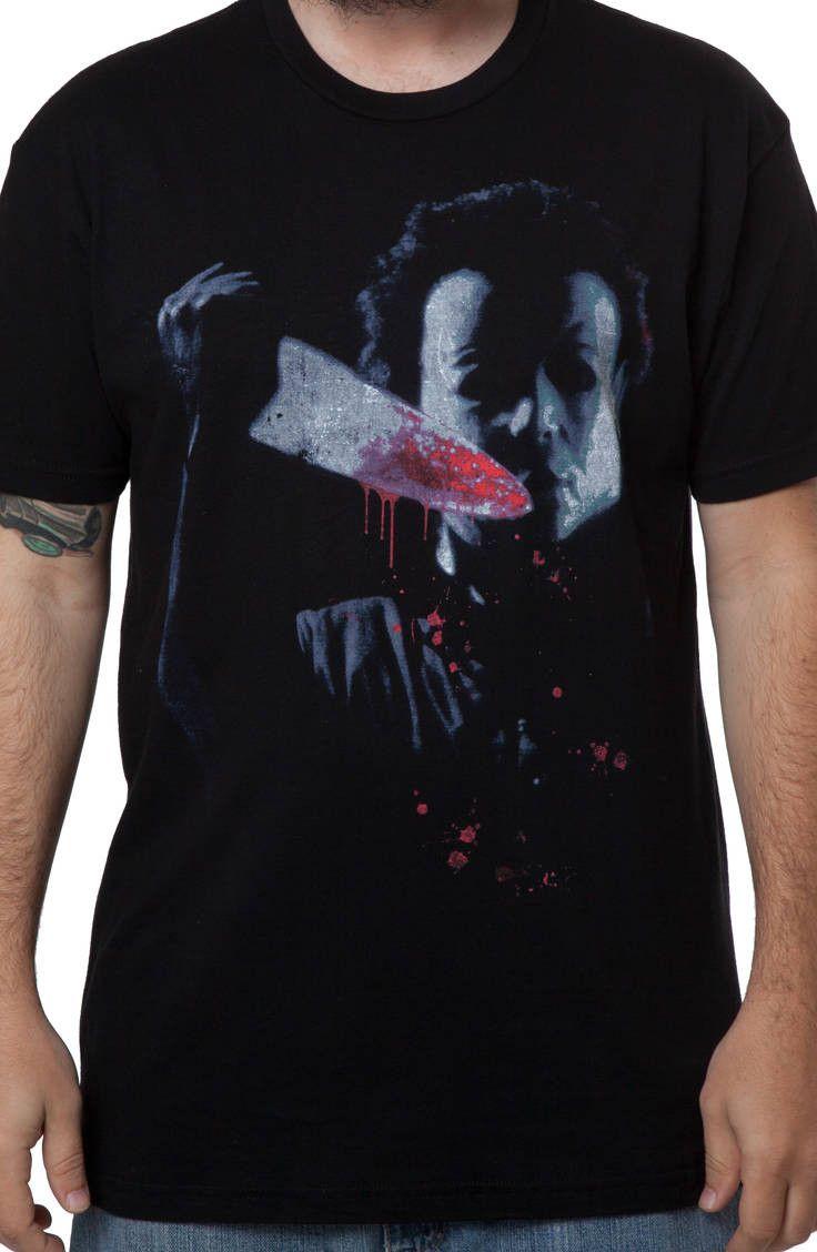 Michael Myers T-Shirt: 80s Movies Halloween T-shirt