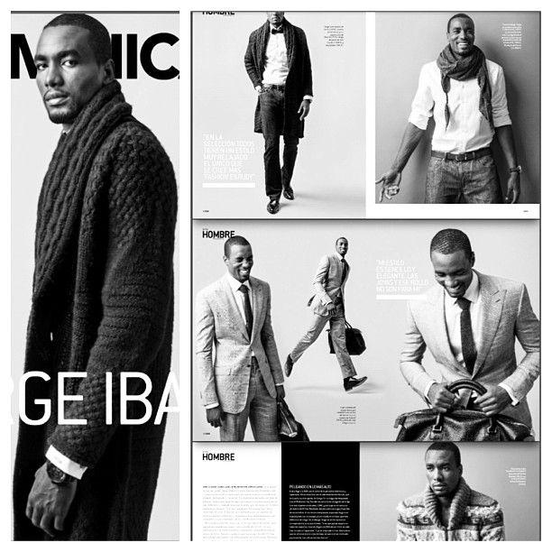 Serge Ibaka | love all of the looks