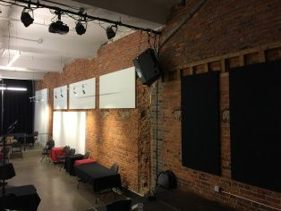 Forward Acoustics custom manufacture and install to meet the exact specifications of your unique space #AcousticPanels #AcousticConsultingOntario http://forwardacoustics.com/