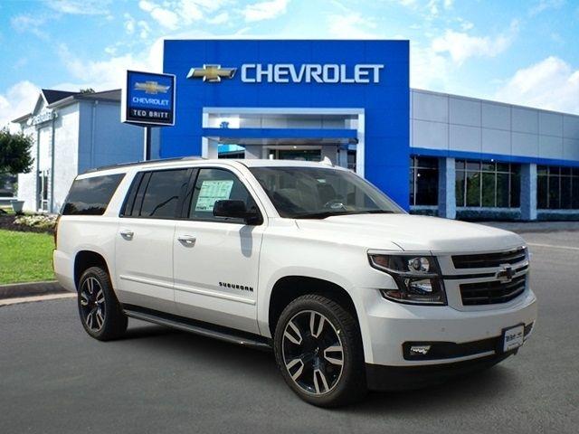 2018 Chevrolet Suburban Chevrolet Suburban Chevy Suburban