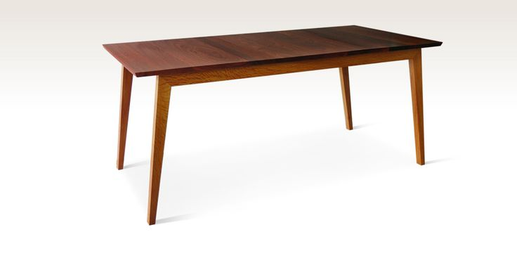 Raw Edge Furniture » Raw Edge Furniture manufactures hand crafted timber dining tables