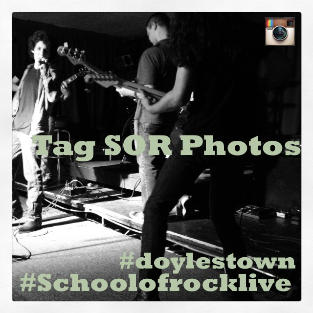 Photo Contest  #schoolofrock #livemusic #rockandroll #instagram #musiclessons #doylestown #buckscounty