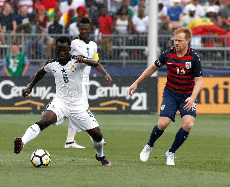 Life in MLS was good for Dax McCarty. Life with USA soccer team is better.