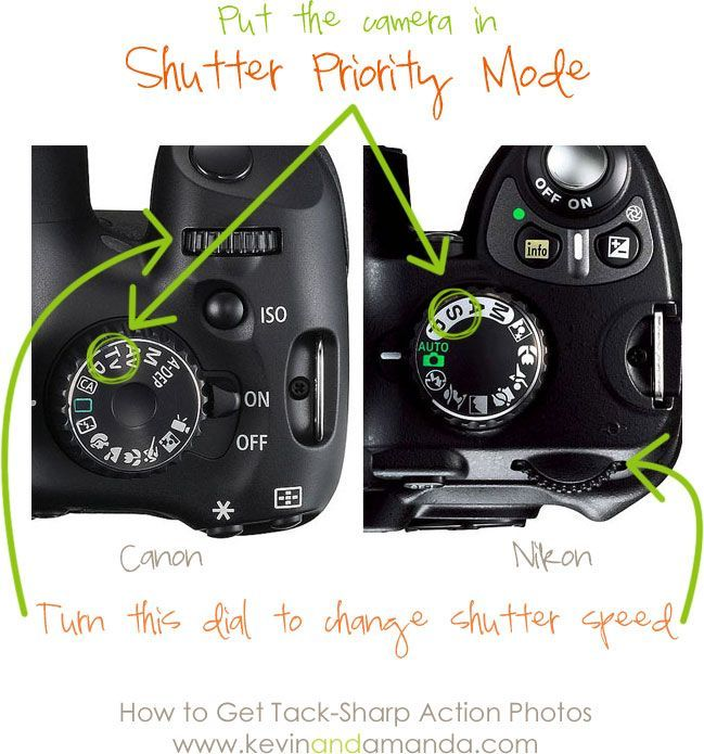 This is one of the best photography tutorials I've read!!!! On how to get sharp action photos