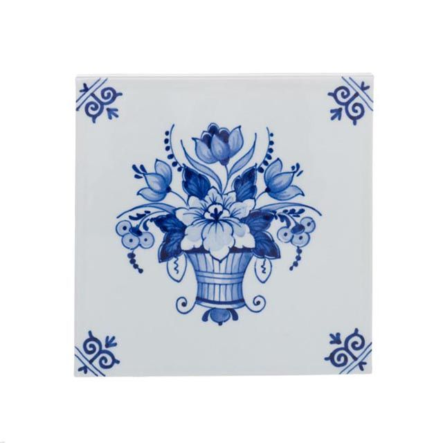 Royal Delft - tile