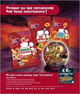 Red Band Advertentie
