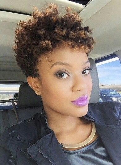 Outstanding 1000 Ideas About Short Natural Hairstyles On Pinterest Tapered Short Hairstyles Gunalazisus