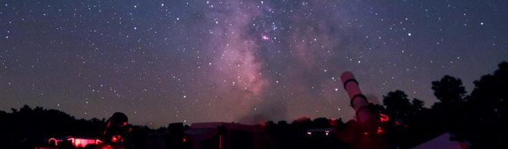 Cherry Springs State Park, Coudersport, PA. 1 of only 10 Dark Sky Parks in the world. A place to get a real glimpse of the night sky!