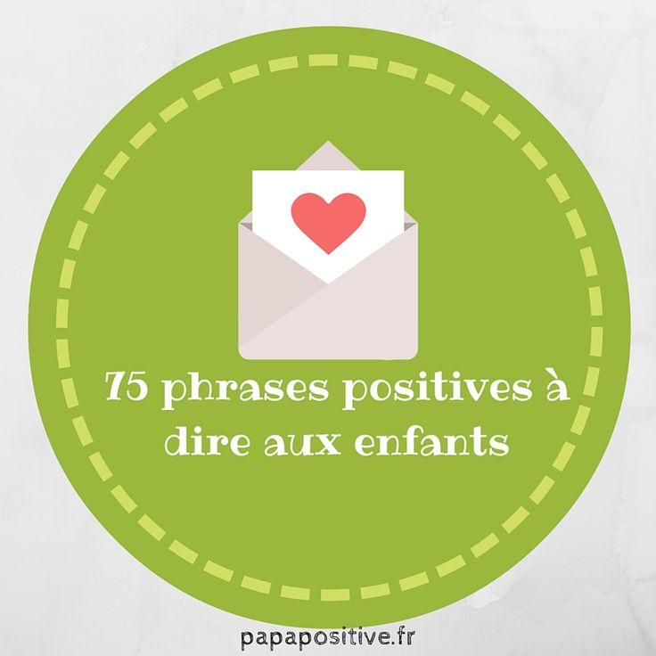 Phrases positives- Si cette liste commence par un je t'aime, c'est parce qu'elle vient du coeur.