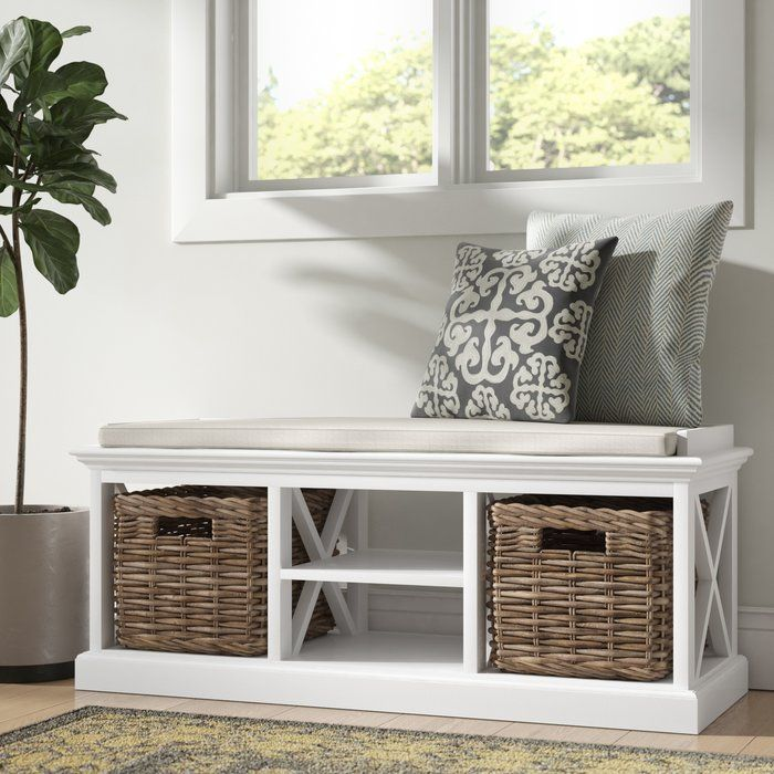 Sroda Solid Wood Cubby Storage Bench Bench With Storage Cubby Storage Entryway Bench Storage