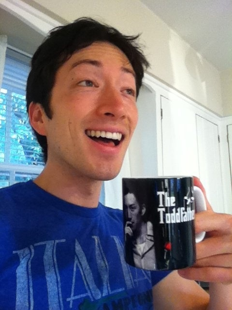 Todd Haberkorn - Oh you know the Todd Father ;)