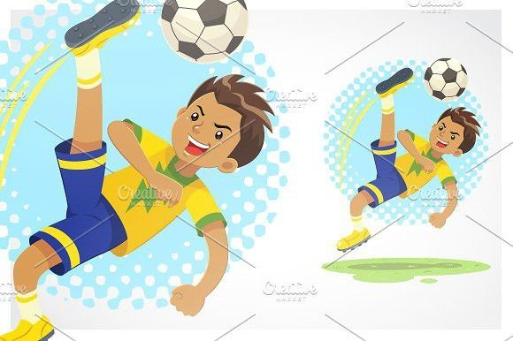 Soccer Boy Bicycle Kick Technique #soccer