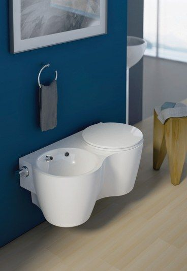 Ideal Standard Small+, arredi bagno salvaspazio - Mobili salvaspazio: idee di design per case piccole
