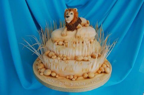 Lion-Birthday-Cake.jpg 480×318 pixels