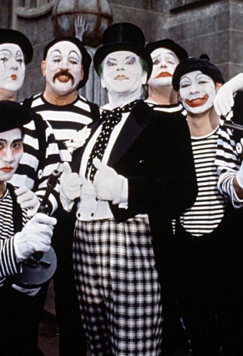 Jack Nicholson as the Joker in Batman (1989).