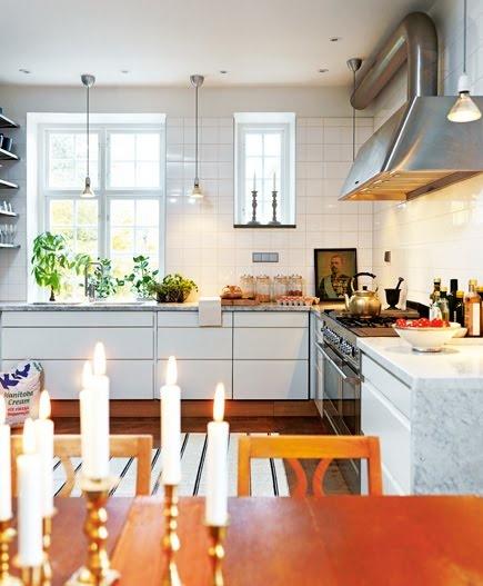 La maison d'Anna G.: Une cuisine pour moi