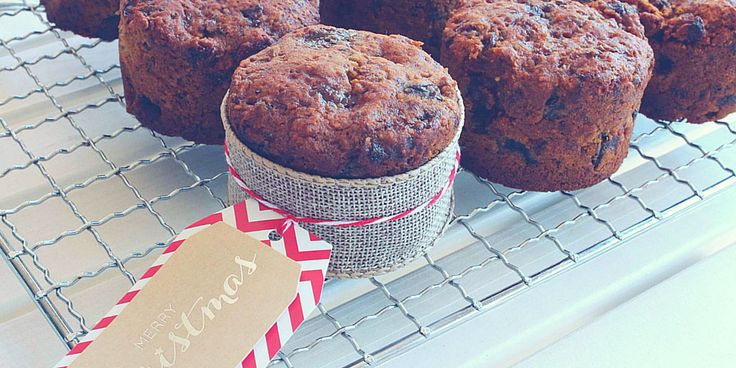 Christmas fruitcake that's gluten free, dairy free, egg free, nut free, soy free, refined sugar free and alcohol free!
