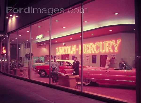 Lincoln - Mercury dealer